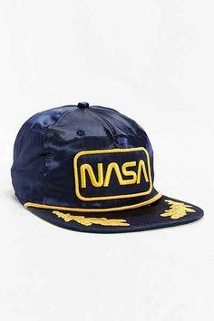 NASA Snapback Hat Urban Outfitters Men af6941041ac8
