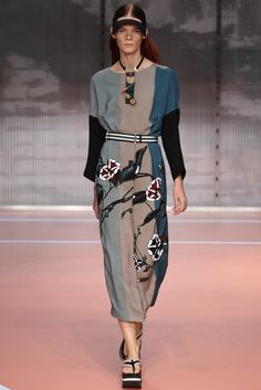 Marni Spring 2014 Ready-to-Wear Collection Photos - Vogue