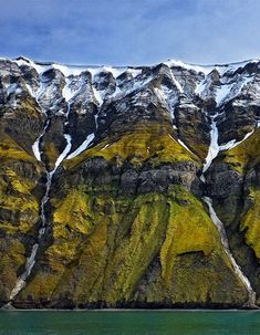 The Svalbard Islands, Norway