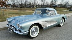 1958 Chevrolet Corvette Convertible 283/270 HP, 4-Speed presented as lot F135 at Kissimmee, FL 2015 - image1