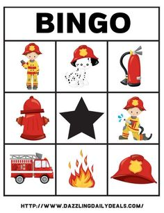 Just in time for firefighter prevention month, print off this fun and FREE downloadable firefighter workbook. These firefighter worksheets are perfect for preschoolers age 3-6. My husband is a fire…