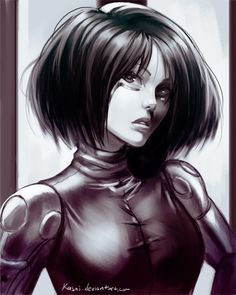 Gunm - Gally/Alita by kasai on DeviantArt
