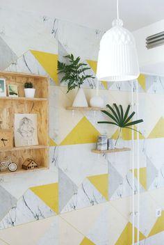 My Attic: Wallpaper Design