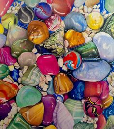 Looking for drawing project inspiration? Check out A splash of color and hardness by member David Hoque.