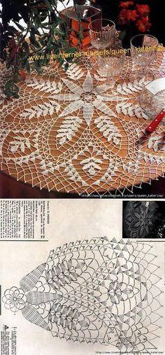 Breathtaking Crochet So You Can Comprehend Patterns Ideas. Stupefying Crochet So You Can Comprehend Patterns Ideas. Free Crochet Doily Patterns, Crochet Circles, Crochet Mandala, Crochet Motif, Crochet Designs, Lace Patterns, Filet Crochet, Crochet Chart, Thread Crochet