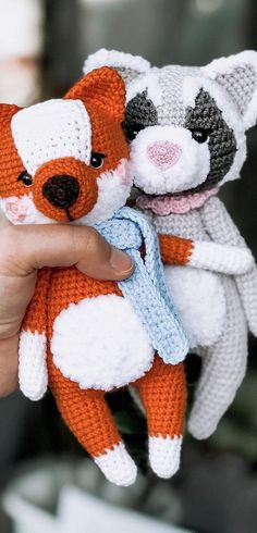 Please Doubletab And Tag A Friend Below Crochetbag - Crochet Blanket - Best Knitting Crochet Twist, Crochet Geek, Crochet Fox, Cute Crochet, Crochet Dolls, Crochet Animals, Amigurumi Doll Pattern, Afghan Crochet Patterns, Stuffed Toys Patterns