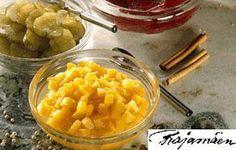 Rajamäen kurpitsapikkelsi Macaroni And Cheese, Ethnic Recipes, Mtv, Food, Mac And Cheese, Essen, Meals, Yemek, Eten