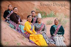 Miss Navajo Nation Contestants 2015