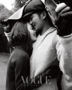 Photo shoots from Korean magazines i.e. Vogue, Elle, InStyle, CeCi, High Cut, 1st Look, Allure, etc. That's it.