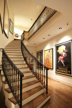 Rod Iron Stair Cases
