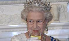 ROBERT HARDMAN: The Queen could soon be serving Windsor fizz