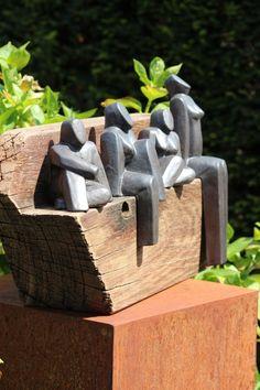 Rita - Welcome Ceramic Pottery, Ceramic Art, Fantasy Kunst, Soapstone, Stone Carving, Metal Art, Sculpture Art, Street Art, Creations