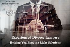 Experienced Divorce Lawyers Helping You Find the Right Solutions
