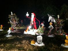 Nightmare+Before+Christmas+decorations