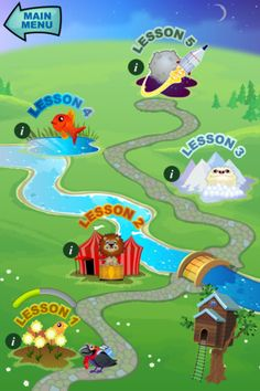 Help your kids learn to read with their own personal reading-adventure guide!