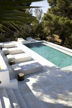 Brilliant Swimming Pool Landscaping Ideas You Never Seen Before - Do you have a pool in your backyard? Whether it is an above ground pool, an on-ground pool or an in-ground pool, there's no need for it to dominate th.