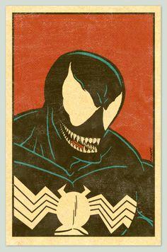 Venom Commission by MattKaufenberg on DeviantArt