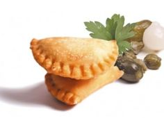 Empanadilla tártara para #Mycook…