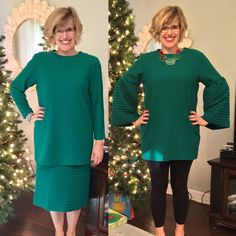 Thrifty Thursday - Christmas Bell (Sleeves) Refashion