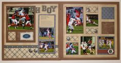 love this victory layout too  made using CTMH Victory paper collection.