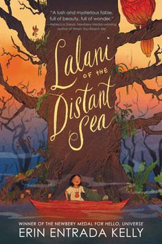 (Gr 5–8) Bravery and overcoming impossible tasks are themes in this book about a 12 year old girl's epic journey.  Loyalty and optimism shape the struggles of this fantasy of the author who wrote Hello, Universe 2017.