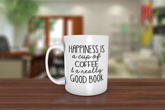 Coffee Mugs for Book Lovers