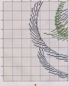 FREE CROSS STITCH CHARTS: BIRDS ~~ EXOTIC PG 11 OF 12