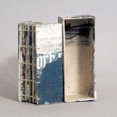 September by Linda Welch Book Art, Up Book, Artist Journal, Book Journal, Art Journals, Handmade Journals, Handmade Books, Accordion Book, Book Works