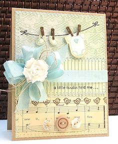 the ribbon reel challenge blog: Challenge #35 Baby Bunting WINNER
