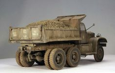 We are the experts in scale model building from China. I am honored to introduce our best model to you. We can make resin model. We can add more detail of model by referring actual picture. Plastic Model Kits, Plastic Models, Us Army Vehicles, Weather Models, Sci Fi Models, Military Modelling, Dump Truck, Big Trucks, E Bay