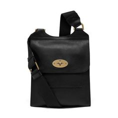 Mulberry - Antony in Black Natural Leather I would like this for my 40th birthday !! Xx