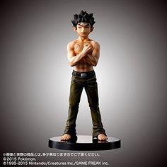Amazon | Pokemon ポケモン Bandai バンダイ Tamashii HG Hard Rock Gym Leader Figure フィギュア Takeshi [並行輸入品] | ポケットモンスター 通販