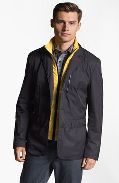 Victorinox Swiss Army® 'Altitude Performance' Blazer Jacket available at #Nordstrom