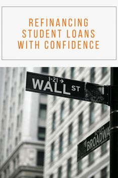 Refinancing your debt? See what are and how they can affect you. Student Loans, Debt, Confidence, Finance, How To Get, Education, Learning, Finance Books, Economics