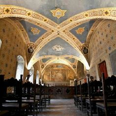 Wedding Hall in Volterra!!! worth a wedding :) :)