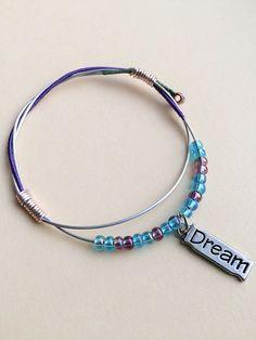 Violin dream bracelet by ConcertKey on Etsy