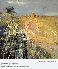 Joan Eardley, Summer Fields (About 1961)
