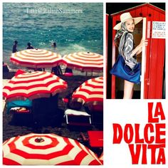 Italian Summers by Lisa, Italian beachtime Creative work, Lisa, Italian summers Photocredits unknown