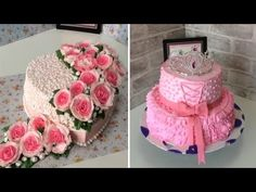 TOP 20 Instagram Cake Decorating Compilation #2 CakeDecorating - YouTube