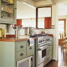 Cherry Kitchen Countertops