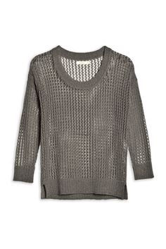@_Costablanca Grey chunky knit sweater #spring2013 #sweater #knit