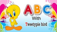 ABCD Rhymes with Tweety Kindergarten songs abcdefghijklmnopqrstuvwxyz Alphabet Song For Kids, Alphabet Songs, Phonics Song, Kindergarten Songs, Kids Songs, Tweety, Toddlers, Learning, Nursery Songs