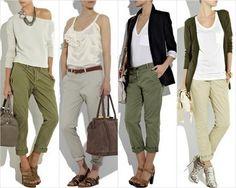 Chino Pants for Women 2011 Fashion Trend