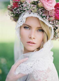 Greg Finck | Fine Art Wedding Photography | An enchanted bohemian garden wedding inspiration in Provence | http://www.gregfinck.com