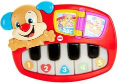 Fisher Price Leerplezier Puppy Piano