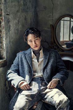 Kai - 161109 Photographer Park Jung Min's agency website update Credit: Art Hub Teo. Chanbaek, Kaisoo, Chen, Kim Kai, Chanyeol Baekhyun, Kim Minseok, Bts And Exo, Yixing, Kris Wu