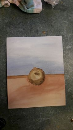 Onderzoek aanzet schilderij.