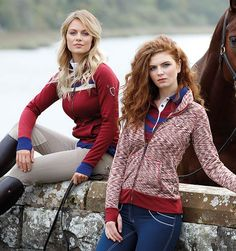 Amazingly super snug zip top, on trend melange style fabric retro sports vibe, beautiful quality and hand feel/brushed inside for extra warmth.