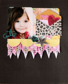 adorable. and luscious layers of banners! #sugarchic