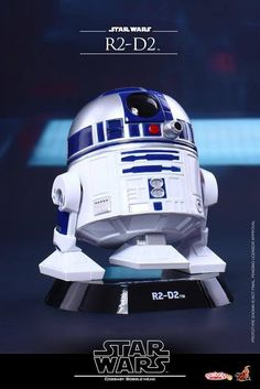 Hot Toys - COSB299 – Star Wars: The Force Awakens – R2-D2 Cosbaby Bobble-Head